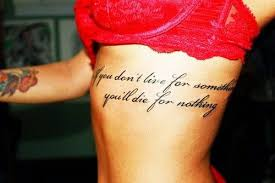 Small Quote Tattoos Magnificent Short Tattoo Quotes