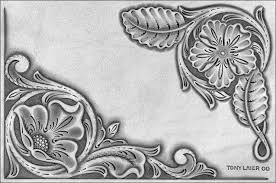 easy leather carving patterns photo 19
