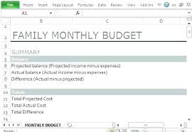 Budget Layout Example Example Of Budget Spreadsheet In Excel Marketing Budget Plan Excel