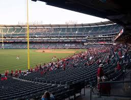 Angel Stadium Of Anaheim Section 203 Seat Views Seatgeek