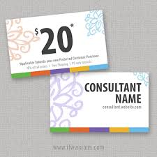gift certificate for business gift card business gift certificate 3 x 5 double sided card itw