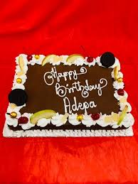 That can make it tricky to know what cake. Large Rectangle Birthday Cake Bakeshop Classics