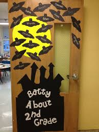 Drug Free Door Decorations | we are batty about being drug free