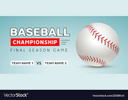 Free Baseball Flyer Template Baseball Flyer Poster Template Tournament