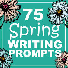 Spring Powerpoint 75 Spring Writing Prompts Powerpoint