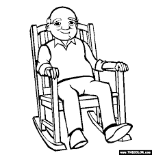 Small Picture Grandparents Day Online Coloring Pages Page 1
