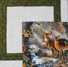 How to quickly sew quilts/Big Block Quilts/18
