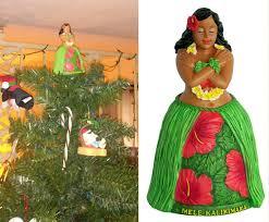 Art Christmas In Hawaii With Palm Trees And Stars Stock Photo Christmas Tree Hawaii