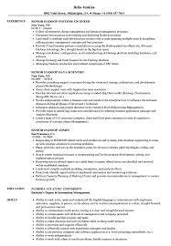 Senior Hadoop Resume Samples Velvet Jobs