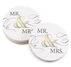 Wedding Coasters Coaster Favors Wedding Coaster Favors
