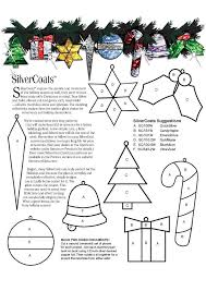 Christmas Stained Glass Patterns Simple Inspiration Ideas