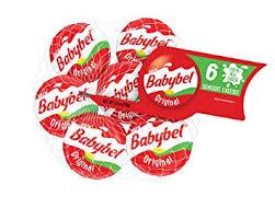 mini babybel cheese original 6 count