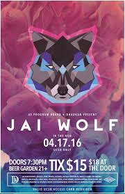 jai wolf in the hub