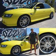 VZ Commodore Wheels | Wheels Suitable For Holden VZ Commodores