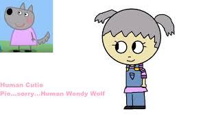 Human Wendy Wolf aka Cutie Pie by hershey990 on DeviantArt