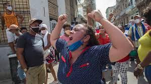 Seltene Proteste in Kuba – Regierung in Havanna droht