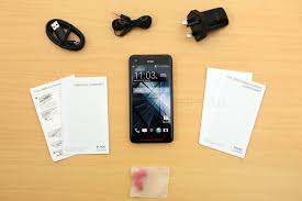 HTC Butterfly S Unboxing