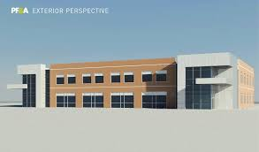 Image Multi This Project For Sentara Healthcare Is New Two Story Medical Office Building Housing Several Outpatient Services Including Space For Future Emergency Pfa Design Greenbrier Healthplex Sentara Pfa Design