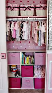 bedroom closet organizer for baby brilliant organizing the s easy ideas tips in 0 from