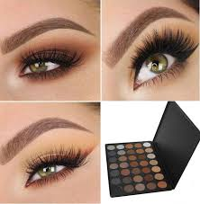 beautiful eye makeup cosmetics light sparkly eyeshadow colors for green eyes