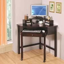 desk image of corner small computer desk with wheels computer desk with printer shelf canada