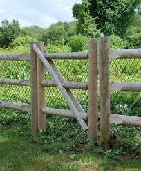 split rail wood fence gate. Custom Split Rail Fence Gate | Wood, Solid Cellular PVC And Vinyl Driveway, Estate Walkway Gates From Walpole Woodworkers Wood I