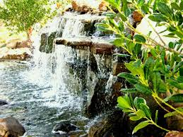 diy outdoor water fountain kits rock wonderful features