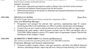 Resume Finance Resume Wonderful Finance Resume Descriptions