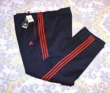 adidas 4xlt. adidas climawarm black red track sweatpants sweats pants men\u0027s 4xlt $60 last 4xlt 5