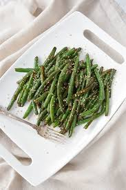 Restaurant Style Easy Green Beans Recipe From Your