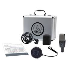 Akg C414 B Uls Frequency Response Chart C414 Xls Reference Multipattern Condenser Microphone