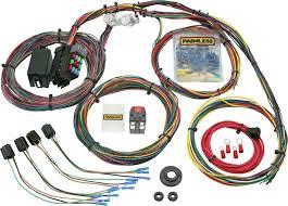 mopar parts 10127 1966 76 mopar painless 21 circuit harnesses