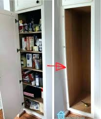 pull out pantry shelves cabinet genie custom home depot shelf pallets