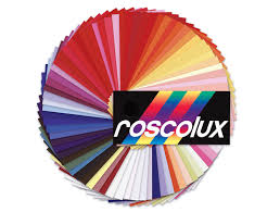 Poly Filter Color Chart Rosco Roscolux
