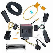 com vehicle to trailer wiring harness connector for  vehicle to trailer wiring harness connector for 11 13 ford edge plug play