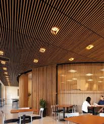 wood ceiling lighting. Exellent Lighting Edge Wood Ceiling Structure Filtering Above With Can Lighting In Wood Ceiling Lighting O