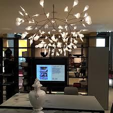 modern mini style minimalist led pendant chandeliers living room ceiling lights at lighthotdeal com