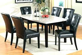 marble top dining room table. Round Marble Top Dining Table Room Sets Tables Set 7 Style Throughout Ideas