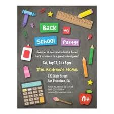Back To School Invitation Template 102 Best School Invitations And Awards Images Awards Invitation
