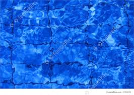 pool water background. Texture: Blur Dark Blue Pool Water As Background G