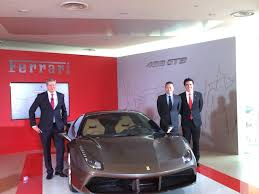 new car launches singaporeItal Auto launches the new Ferrari 488 GTB in Singapore