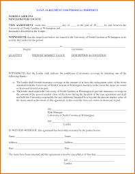 Free Loan Agreement 100 free loan agreement Itinerary Template Sample 51
