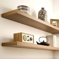 Ikea Oak Floating Shelves Oak Shelves Personalised Oak Floating Shelf Oak Shelves Uk 2