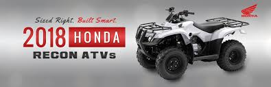 2018 honda quads. plain quads 2018 honda recon atvs for honda quads