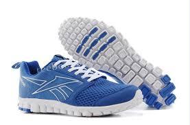 reebok running shoes 2014. 2014 mens reebok realflex white blue running shoes