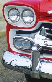 High Style Hauling - 1955-'58 Chevrolet Cameo - Chevr - Hemmings ...