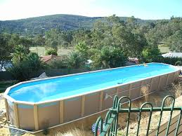 Build Above Ground Lap Pool Stylid Homes Enjoy Summer with Above