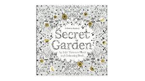 Johanna Basford Coloring Canvas Michaels Secret Garden Coloring Book