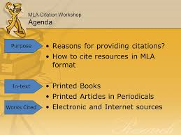 Start early and write several drafts about Mla citation newspaper