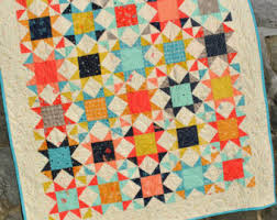 PDF quilt PATTERN baby to king.... Charm Squares Layer Cake & PDF Quilt Pattern.... Baby and Twin Quilt size, Patchwork Quilt, Adamdwight.com
